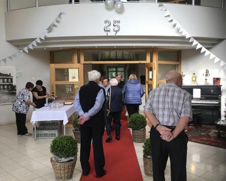 25 jaar Woonzorgcentrum Deken Darras